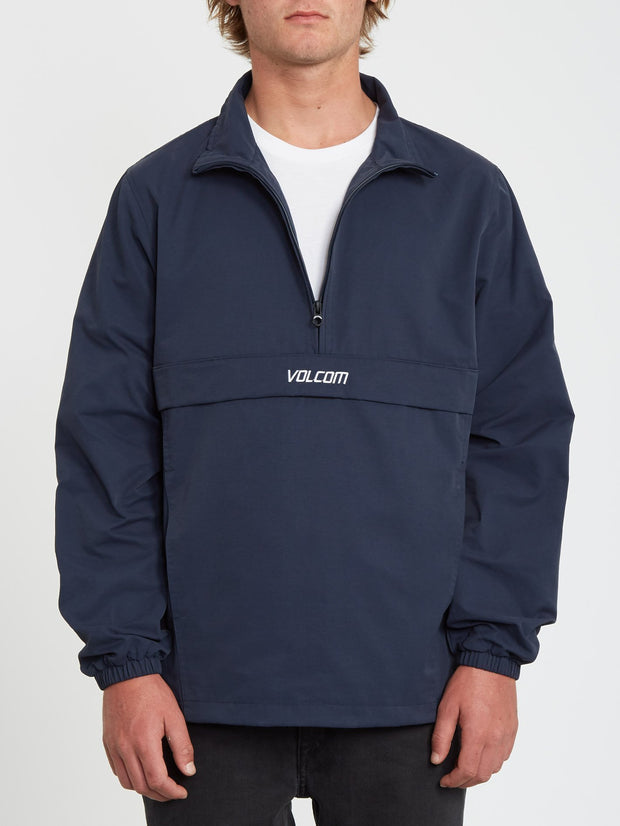 Wilfred Jacket Update - Navy