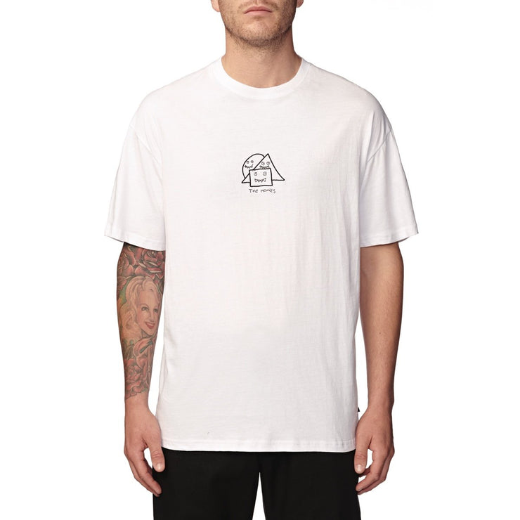 Appleyard Ramp Tee - White