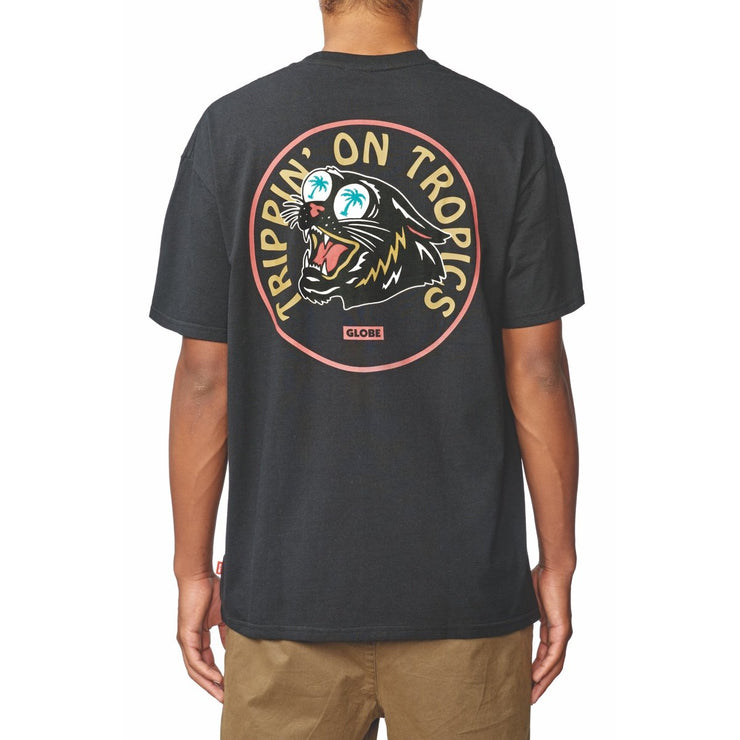 Boys Trippin' Tee - Black