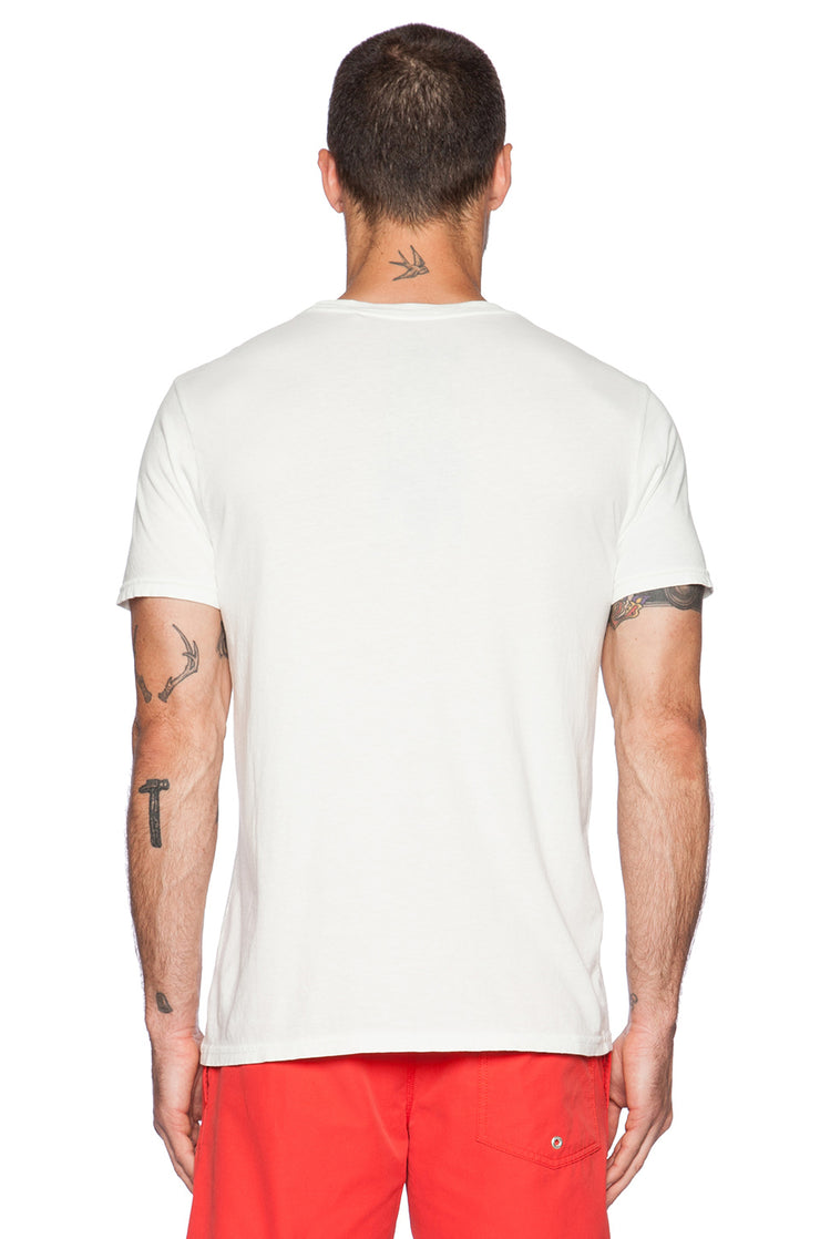 Original Pocket Tee | Egret