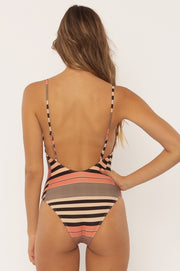 Layne One Piece Swimsuit - Petal Pink