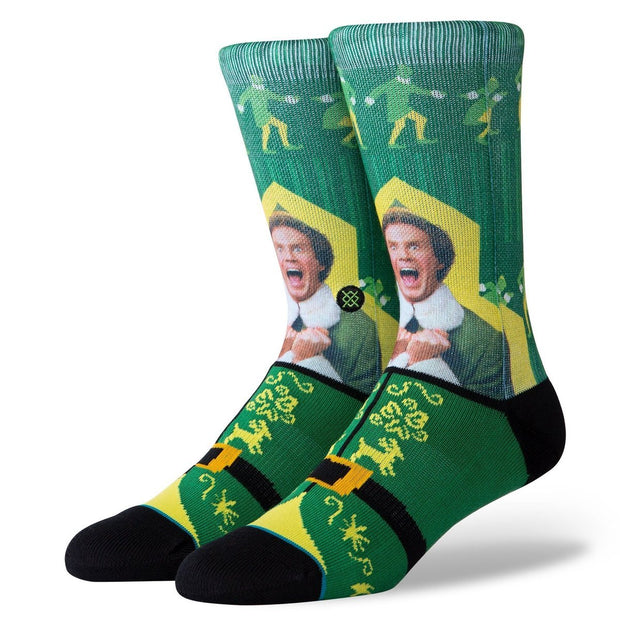 I Know Him - Elf Christmas Socks