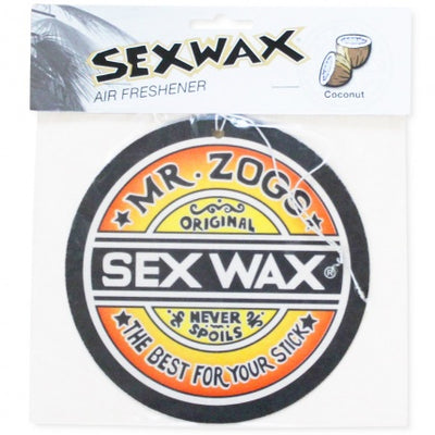 Sex Wax Air Freshener Oversized Coconut