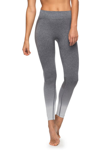 Passana Technical Leggings | Charcoal Heather