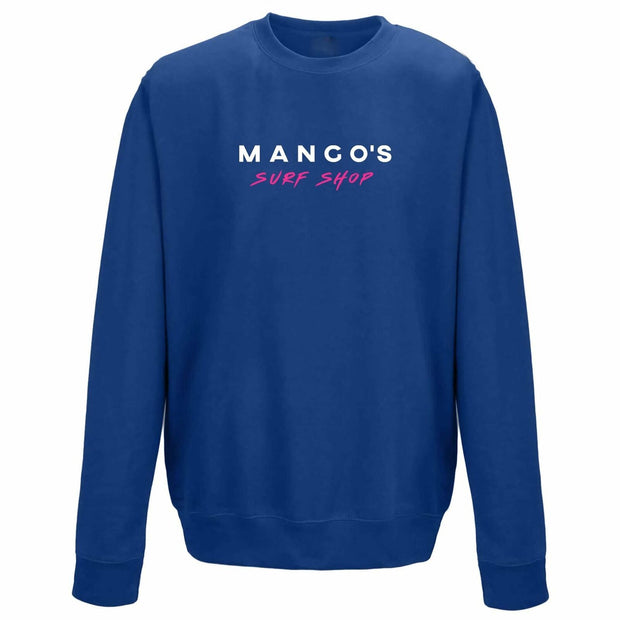 Blue Mango Surfing Jumper Crew
