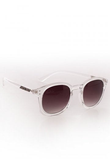 Santa Cruz Sunglasses Watson Sunglasses Clear O/S