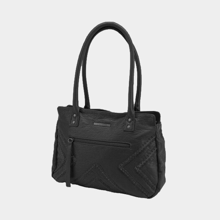 City Girl Handbag | Black