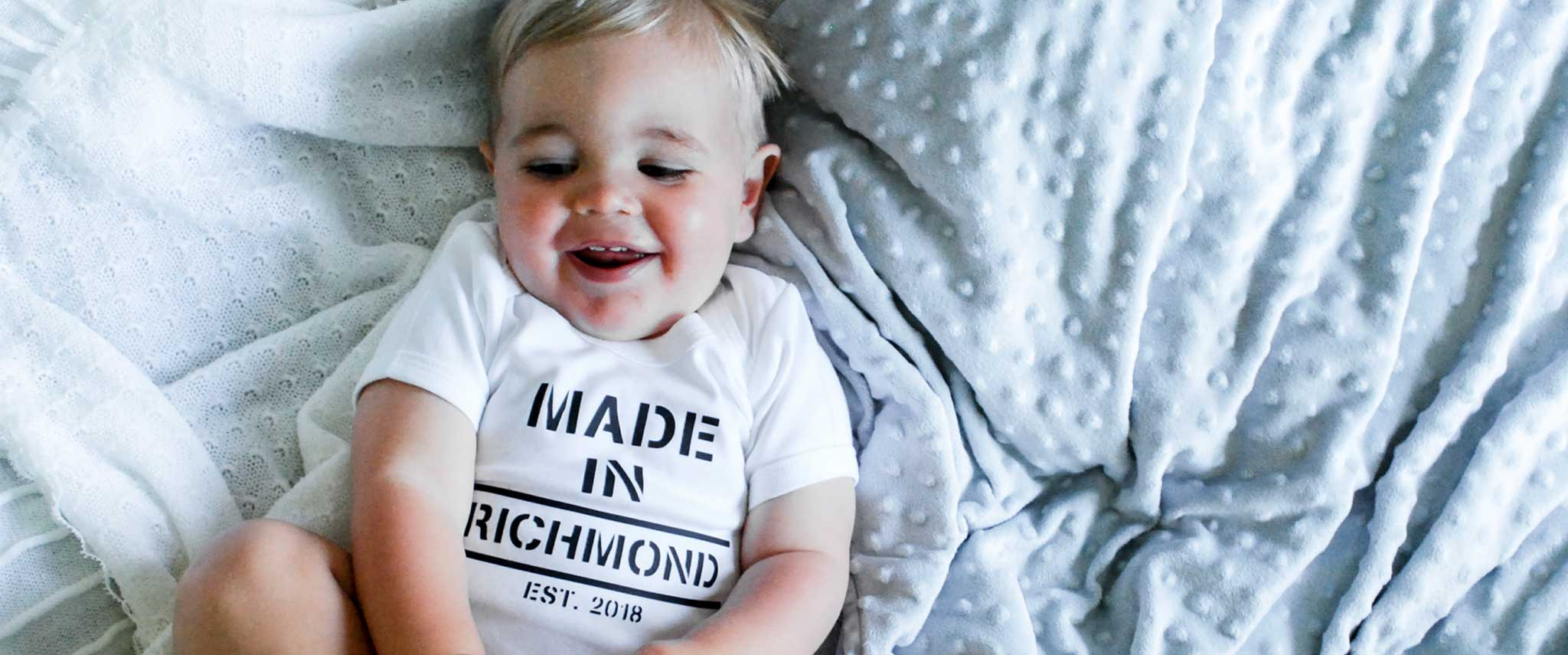 Shop Personalised Personalised Babygrows On Instajunction