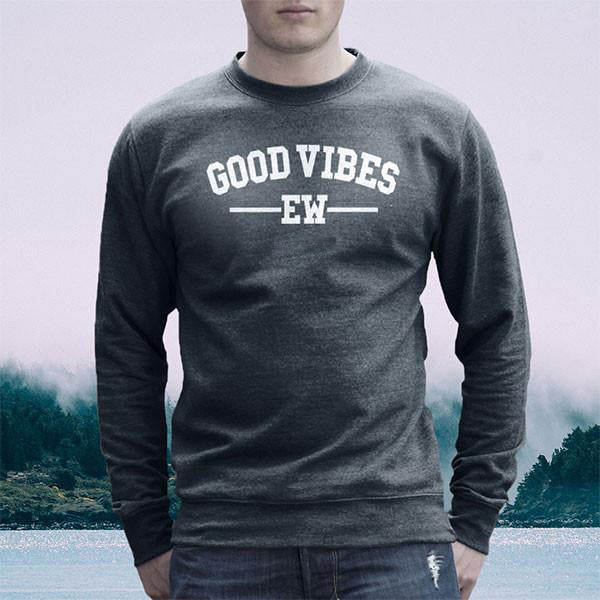 Good Vibes Unisex Sweatshirt