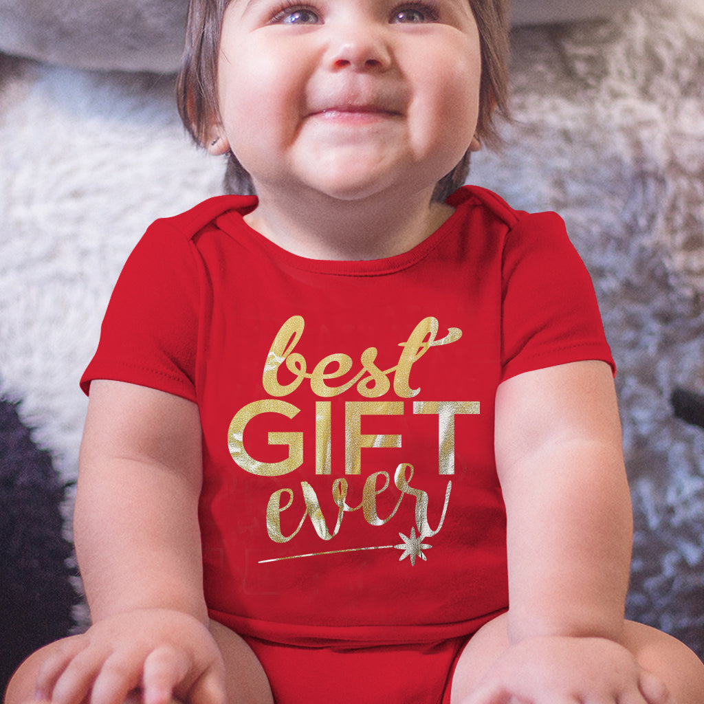 Best Gift Ever Babygrow - Instajunction