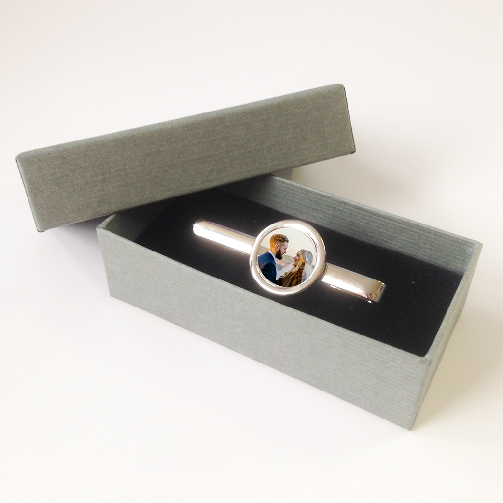 Photo Tie Clip - Instajunction