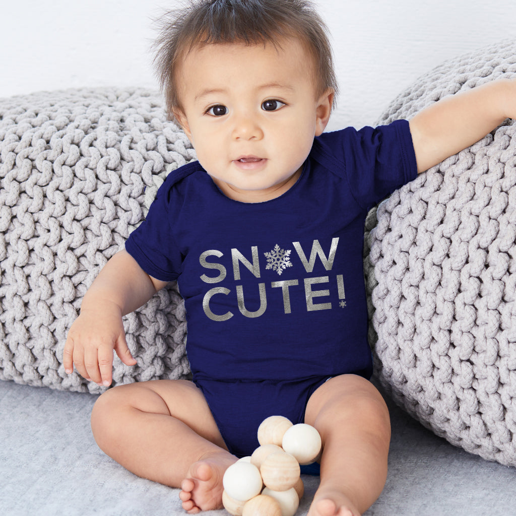 Snow Cute Babygrow - Instajunction