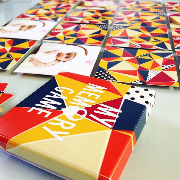 Create Your Own Personalised Memory Game - Instajunction