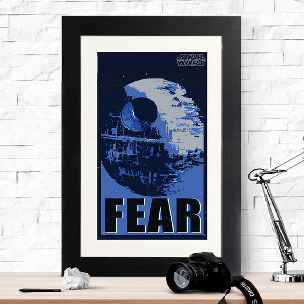 Star Wars Death Star Print - Instajunction