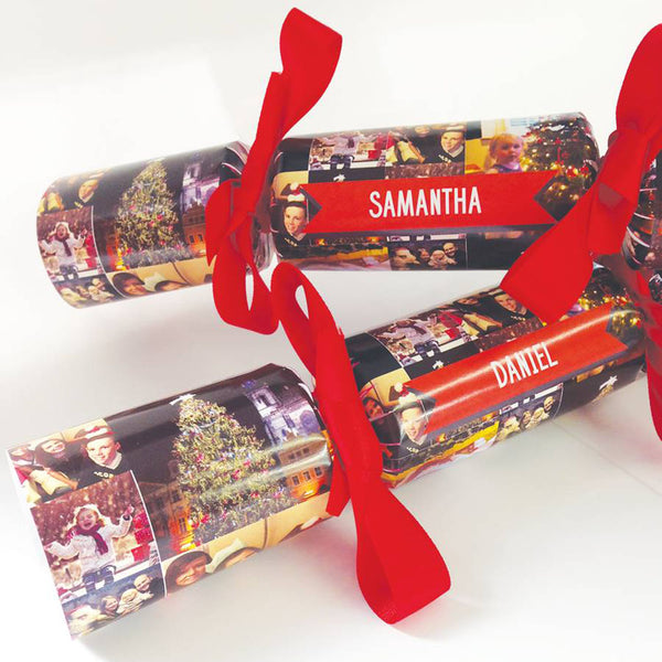 Personalised Christmas Cracker Set - Instajunction