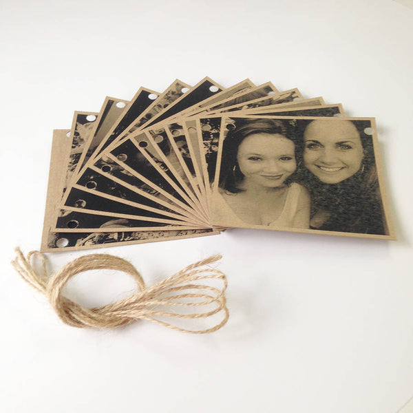 Personalised Eco-Friendly Photo Bunting - Instajunction