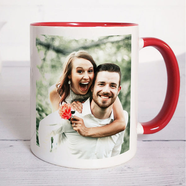 Personalised Photo Mug - Instajunction