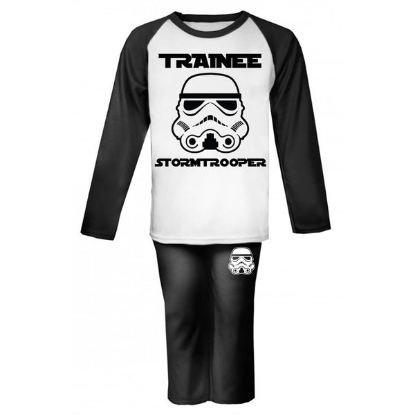 Trainee Stormtrooper Baby/Toddler Pyjamas - Instajunction