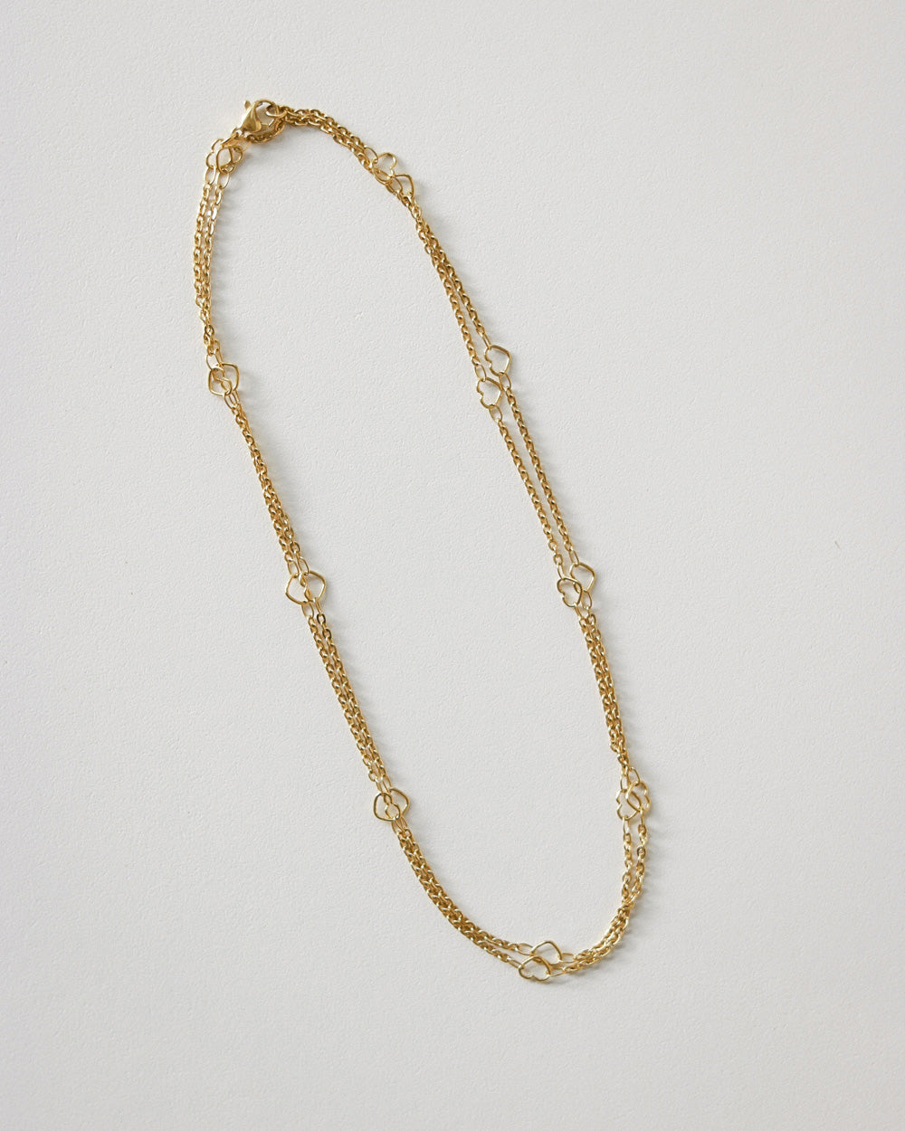 Adore chain in gold by The Hexad Jewellery