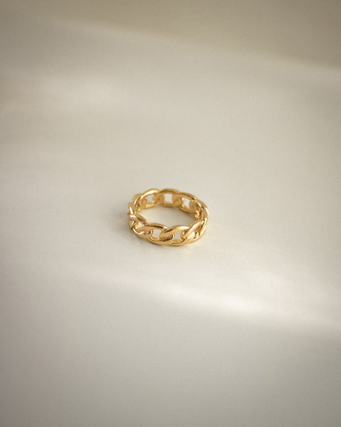 Classic chain ring for the minimalist - The Hexad