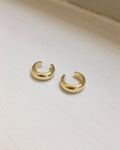 Cult ear cuffs in gold by The Hexad