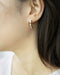 Drop style earrings for classy sophistication by The Hexad