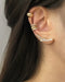 Gala Ear Cuff with Moonshine and Cult Cuff - The Hexad