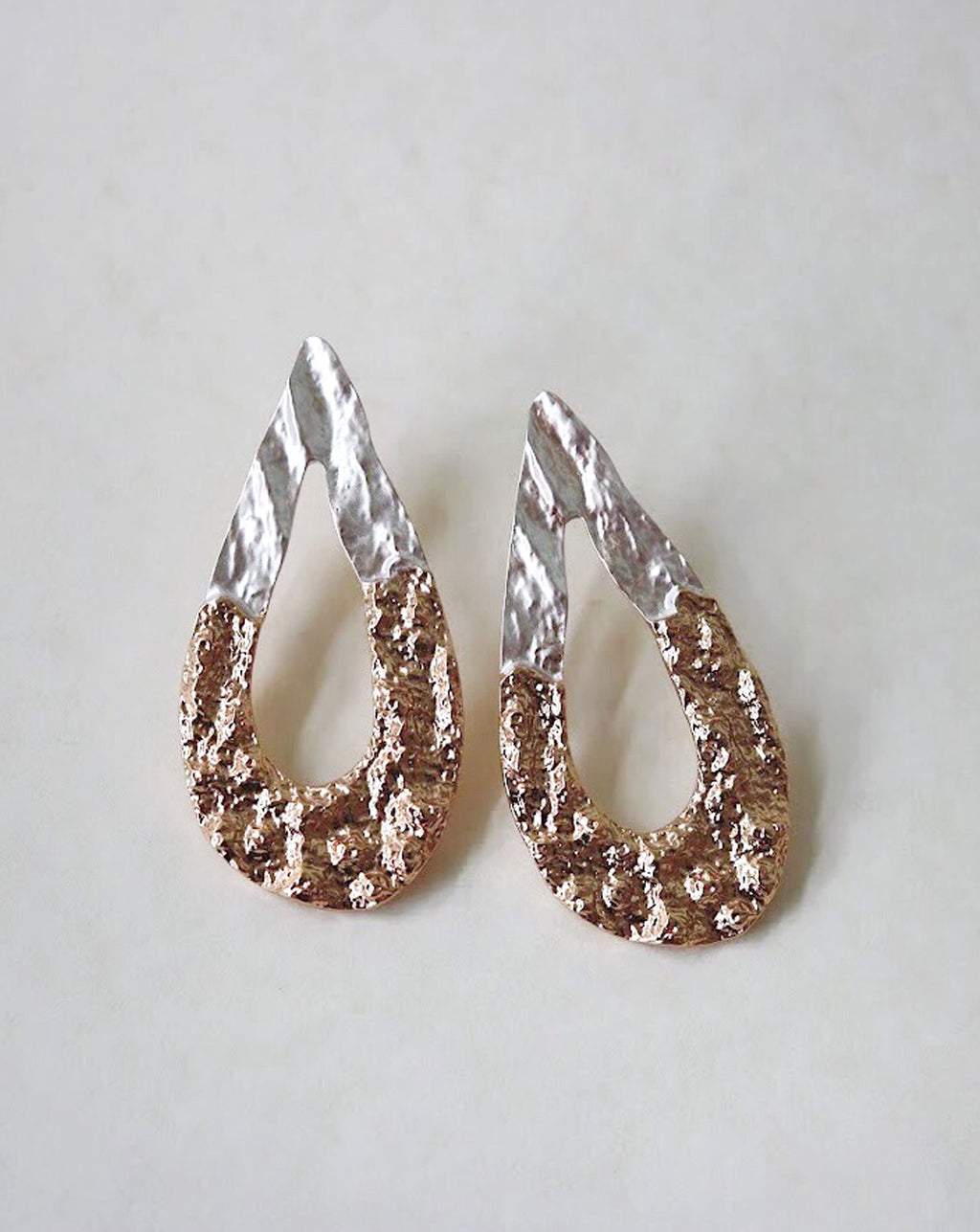 MIDAS Teardrop Earrings - The Hexad Jewelry