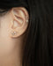 Pierceless ear cuff suitable for all ears - Constellation cuff by The Hexad