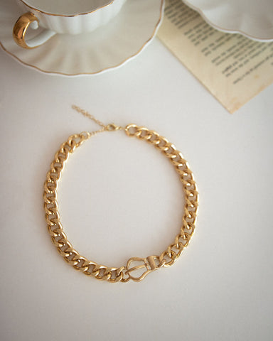 Shop chunky chain necklaces and enjoy free shipping at thehexad.com