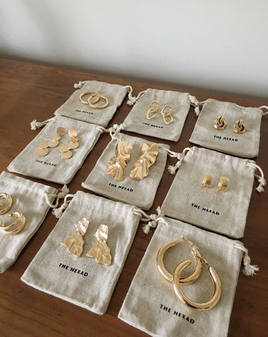 The Hexad's Jewelry Collection