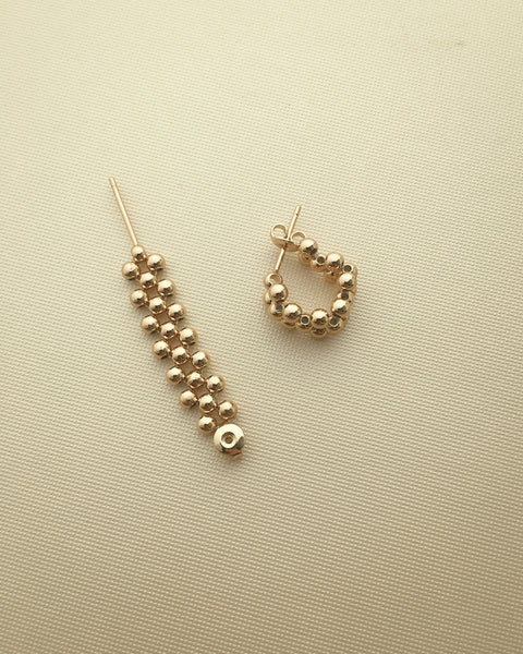 VIENNA two-way Earrings by The Hexad