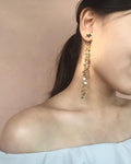 Vegas Stardust Earrings catches light with movement - TheHexad