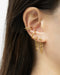 how to rock multiple piercings with modern stylish ear jewelry from the hexad