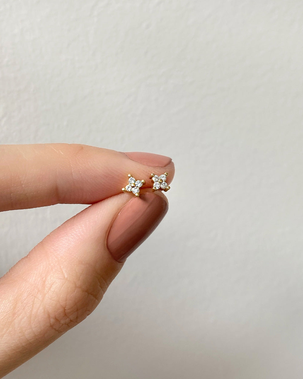 dainty minimalist jewelry for the ears