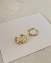 stack on these essential ear cuffs in gold and silver for the modern ear party