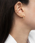 this season's must-have earring styles for a curated ear @thehexad