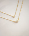 whimsical aria collarbone necklace with the dainty jewelry lovers