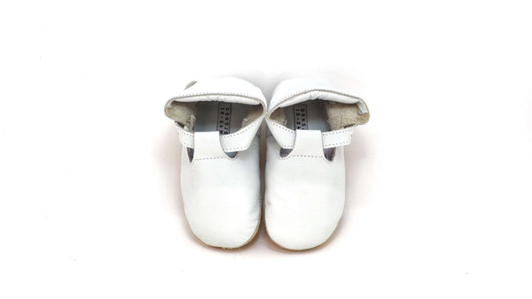 Elia | Leather White
