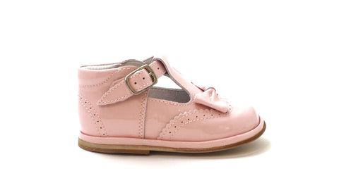 Lidia | Pink Patent