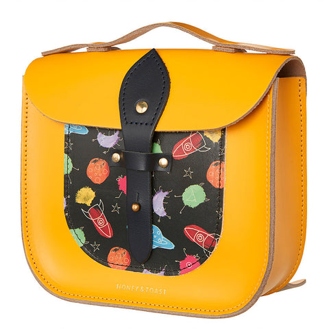 Rocket Scooter Satchel | Space