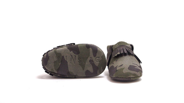 Moccasins | Sarge Swag Camo