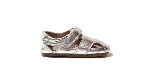 Sunday Sandals | Silver
