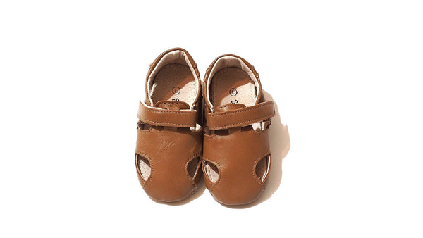 Sunday Sandals | Tan