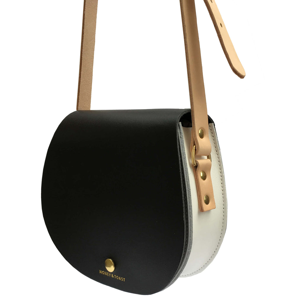 Etter Saddlebag | Monochrome & Nude