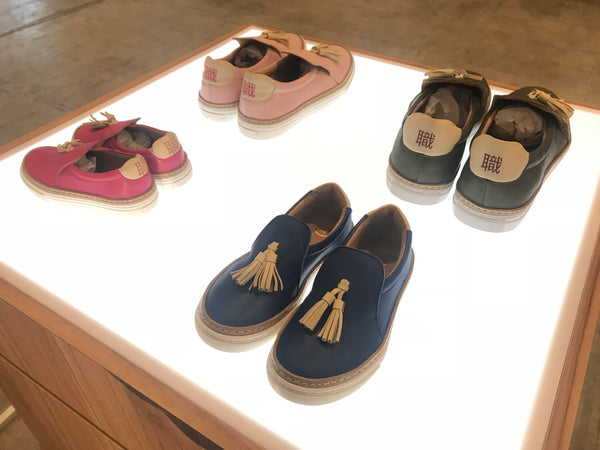 Shokunin Shoes - Tassel Loafers - Lapis Blue