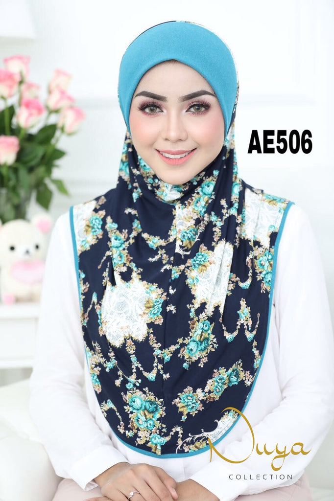 Aeshah Express Hijab (Special Edition)