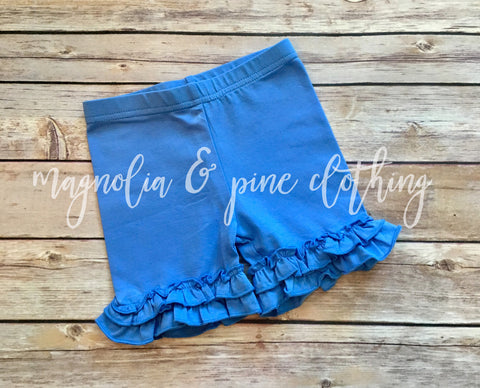 Cornflower Shorties