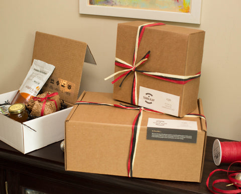 Terra Klay's Gift Box for any occasion