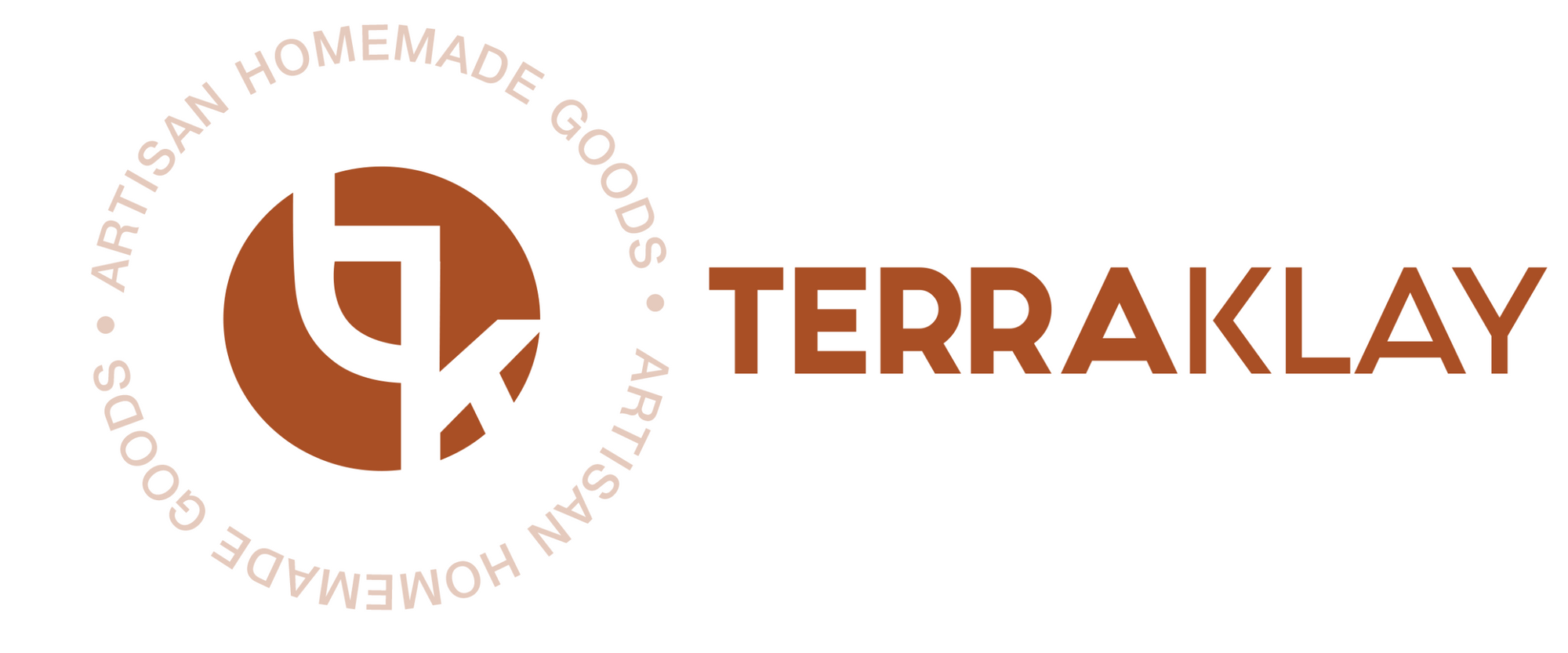 Terraklay.com Artisan handmade home goods and decor logo